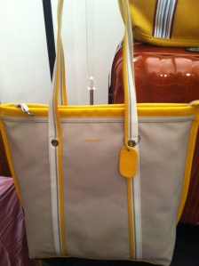 Samsonite Yellow grey bag