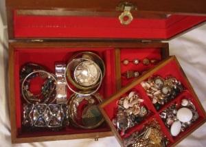 jewellery box bottom
