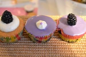 Les Trois cupcakes