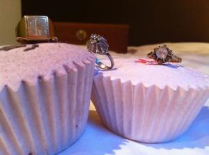 3 rings & a cupcake