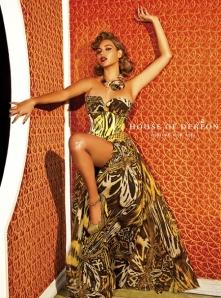 Beyonce House Of Deréon Ad