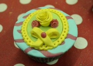 Example cupcake