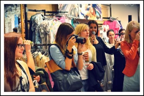 Anouk meets fashion
