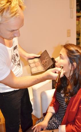 BLOGGERSDAY - Make up workshop