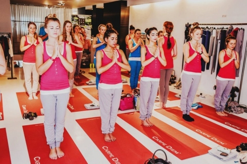 Yoga at UPR